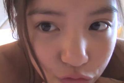 《グラビア》もうすっかり朝の顔♪今では絶対見れない女子校生時代の水着姿♡ 川島海荷 – Chu!ら海荷