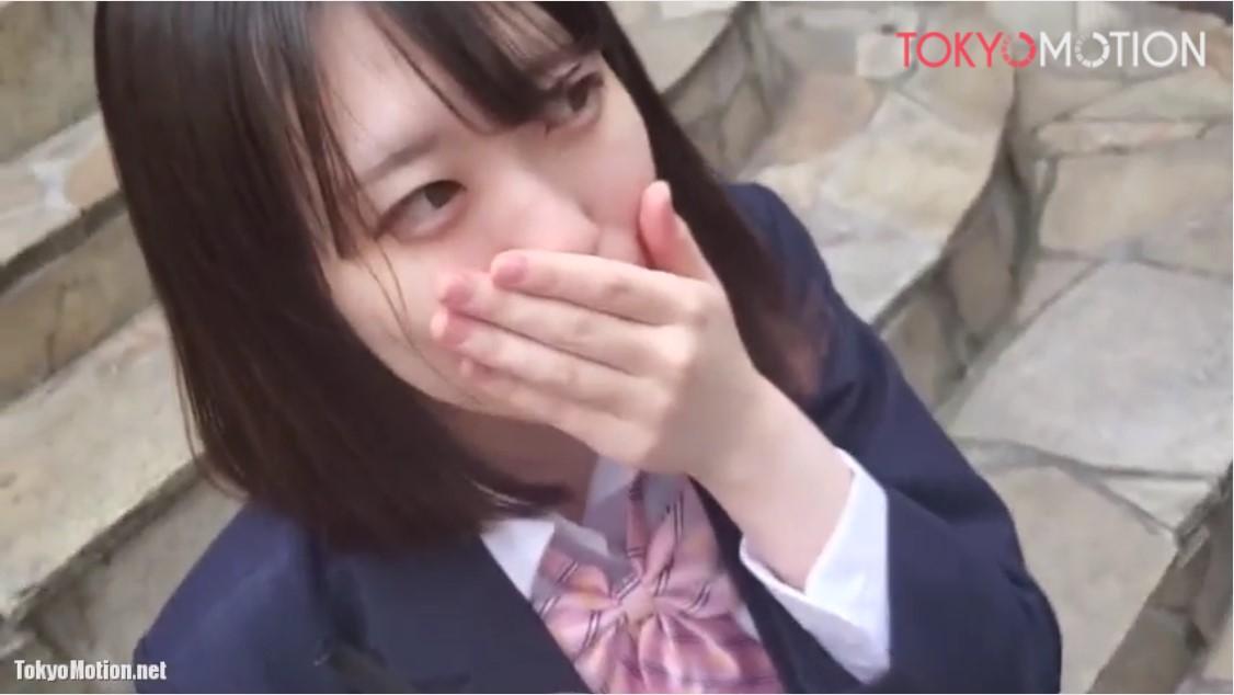 【女子高生】清楚でアイドル系美少女が感じまくる!声が出るのを我慢するも気持ちよすぎて大絶叫不可避!!