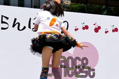 【アイドル パンチラ】激しいダンスでパンツがはみ出しちゃったロリ系アイドルのパンツがこちらww 問題のシーン14:38