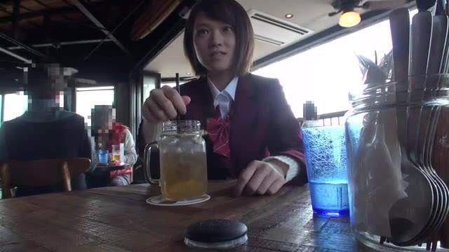 ②セフレギャルJKと横浜デートでハメ撮りセックス旅行♪