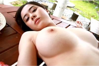 《着エロ》天然美巨乳しかもスタイル抜群S級美女の吉川あいみちゃんの神ボディ♡