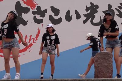 【JK 文化祭】え!?そのブカブカショートパンツの中、生パンなの!?www 問題のシーン1:35~
