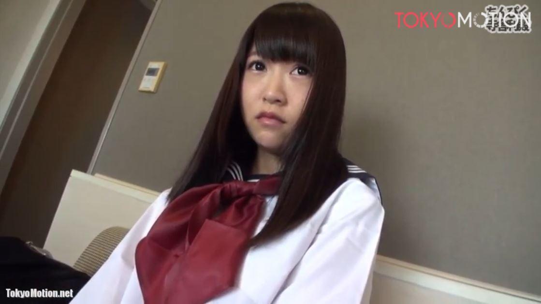 ※早期削除注意※ 《激カワ女子校生リアル円光》美少女制服JKとクラスの男子をSEXさせた動画を撮影♪